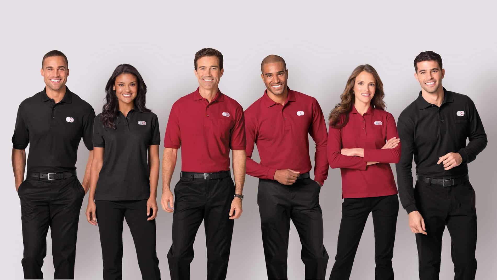 Custom Embroidered Polos by Printology